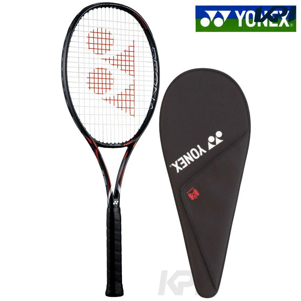 『10%OFFクーポン対象』「2017モデル」YONEX(ヨネックス)「REGNA100(レグナ100) RGN100」硬式テニスラケット(スマートテニスセンサー対応)