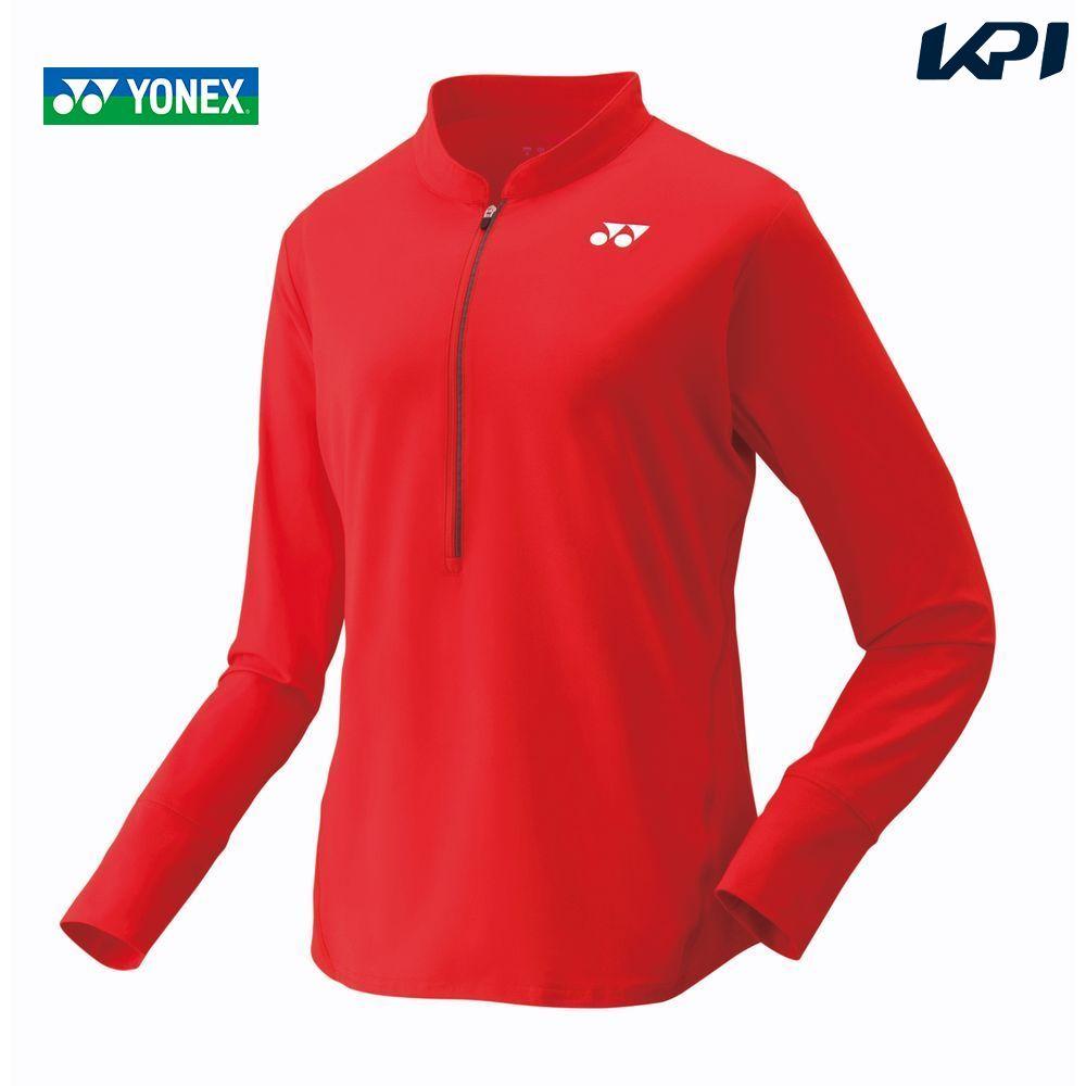 【全品10%OFFクーポン対象】ヨネックス YONEX テニスウェア レディース ゲームシャツ(ロングスリーブ) 20458 2019SS[ポスト投函便対応]