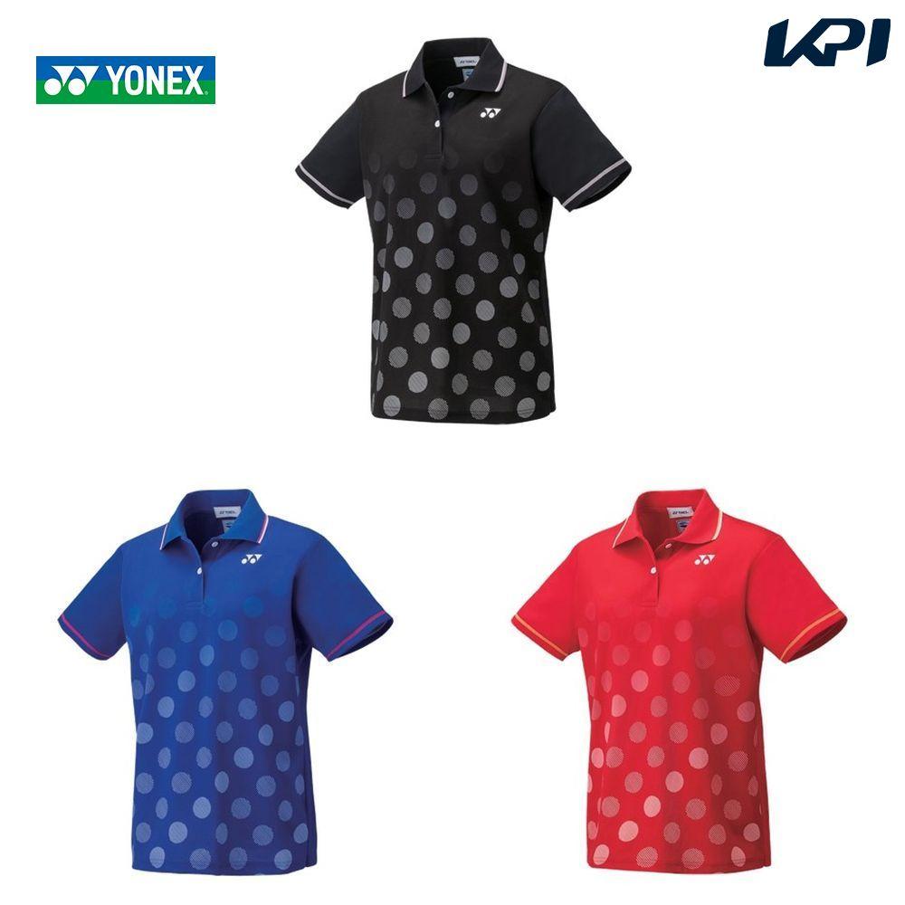 【全品10%OFFクーポン対象】ヨネックス YONEX テニスウェア レディース ゲームシャツ 20501 2019FW