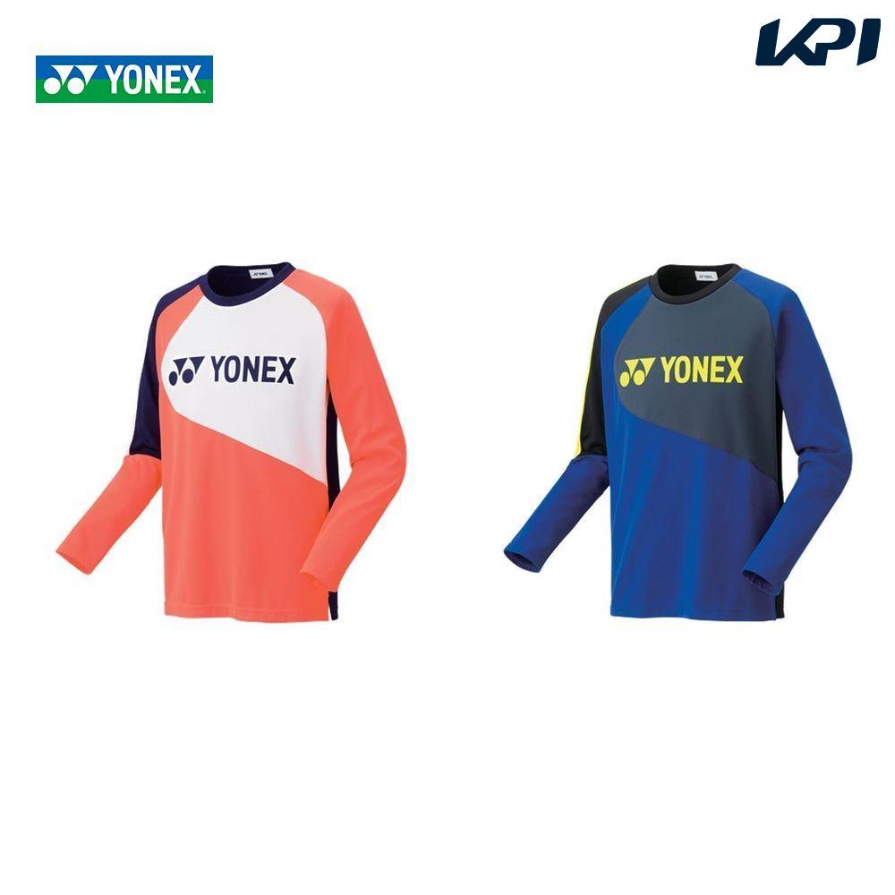 【全品10%OFFクーポン対象】ヨネックス YONEX テニスウェア ジュニア ライトトレーナー 31034J 2019FW