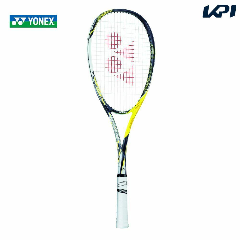 【全品10%OFFクーポン対象】ヨネックス YONEX ソフトテニスラケット F-LASER 5S エフレーザー5S FLR5S-711 「カスタムフィット対応(オウンネーム可)」