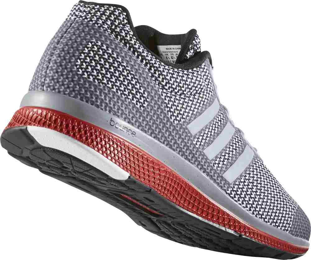 """""""2017新产品""""adidas(阿迪达斯)[71 MANA BOUNCE KNIT BY3860]跑步鞋"""