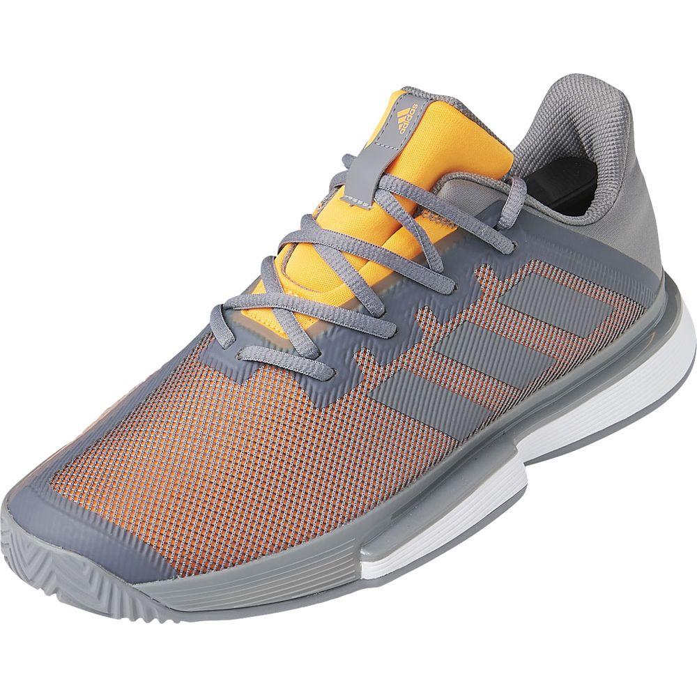 アディダス adidas テニスシューズ メンズ SOLEMATCH BOUNCE M オールコート用 EF0572 10月中旬発売予定※予約