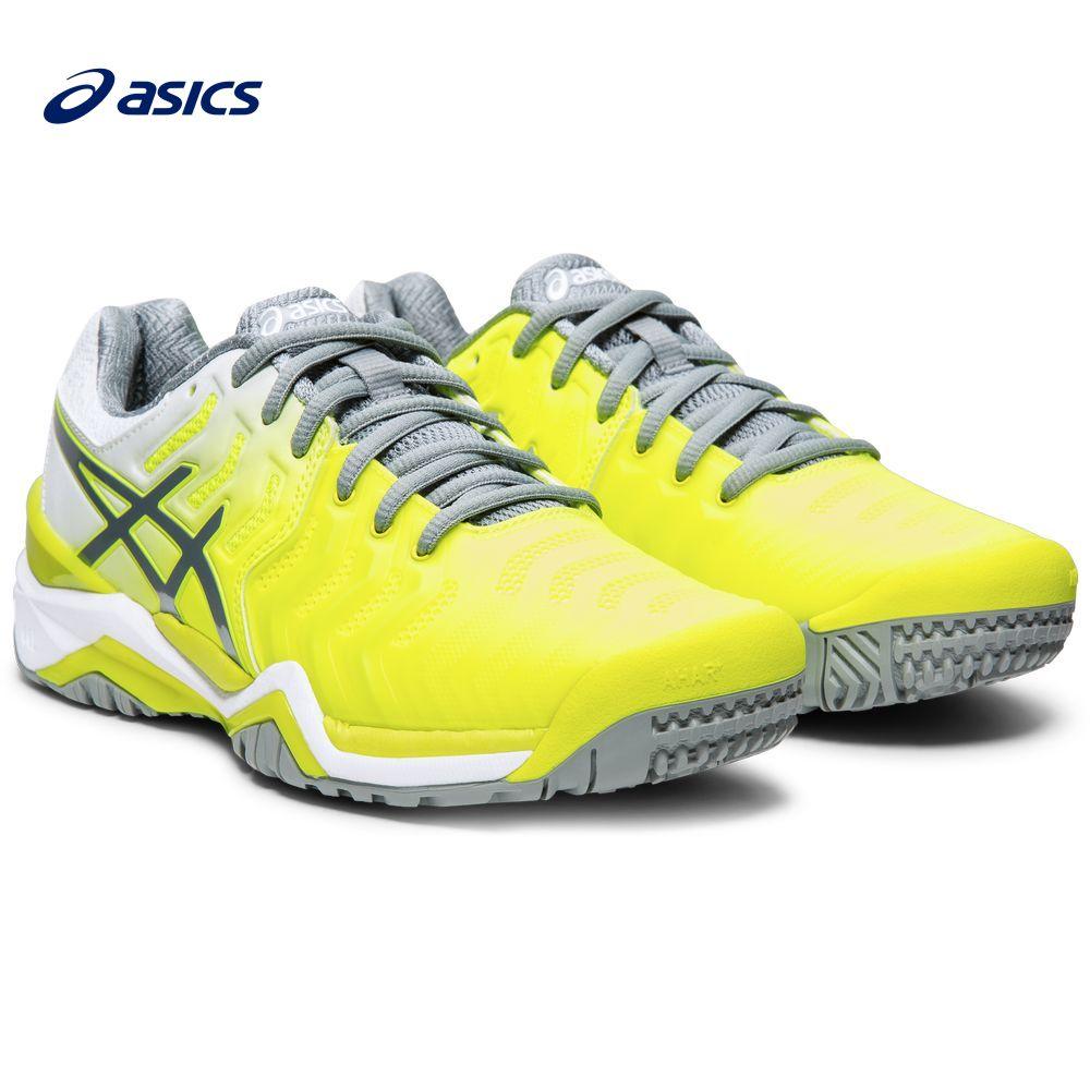 アシックス asics テニスシューズ レディース LADY GEL-RESOLUTION 7 OC オムニ・クレーコート用 TLL787-750