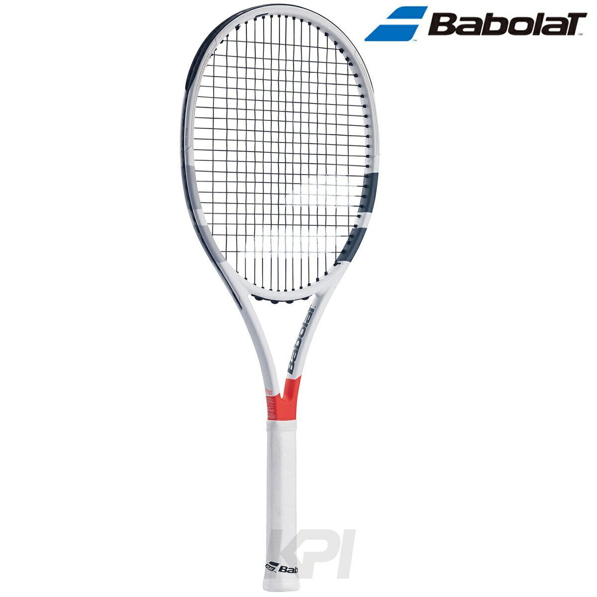 「「2017新製品」Babolat(バボラ)「PURE STRIKE VS TOUR(ピュアストライクVSツアー) BF101312」硬式テニスラケット【KPI】