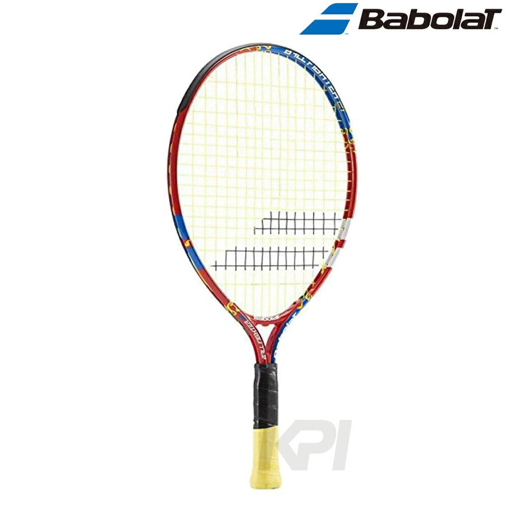 「ガット張り上げ済」Babolat(バボラ)「BALLFIGHTER21(ボールファイター21) BF140186」ジュニアテニスラケット