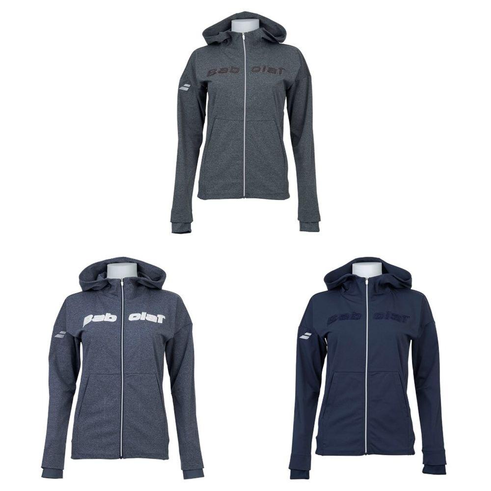 バボラ Babolat テニスウェア レディース デニム風ニットジャケット DENIM JACKET BTWOJK44 2019FW 9月発売予定※予約