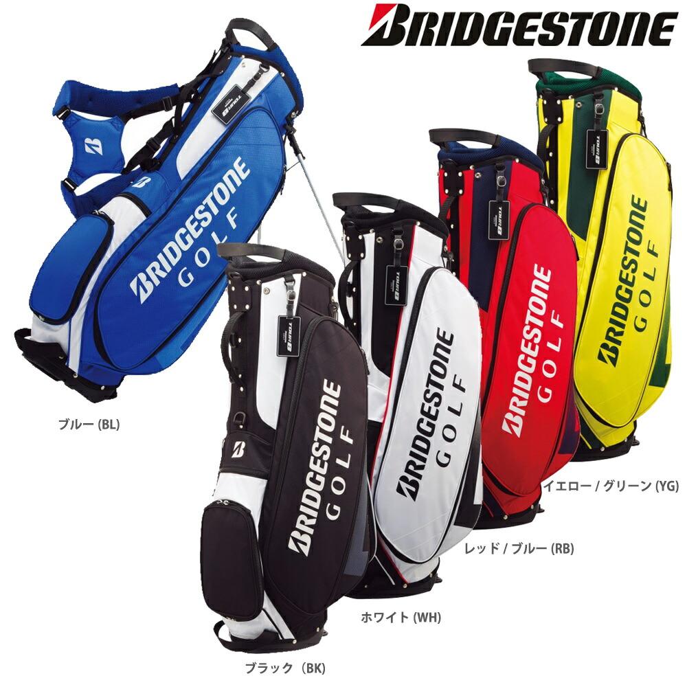 ブリヂストン BRIDGESTONE ゴルフバッグ・ケース ユニセックス TOUR B キャディバッグ 軽量スタンドバッグ CBG717