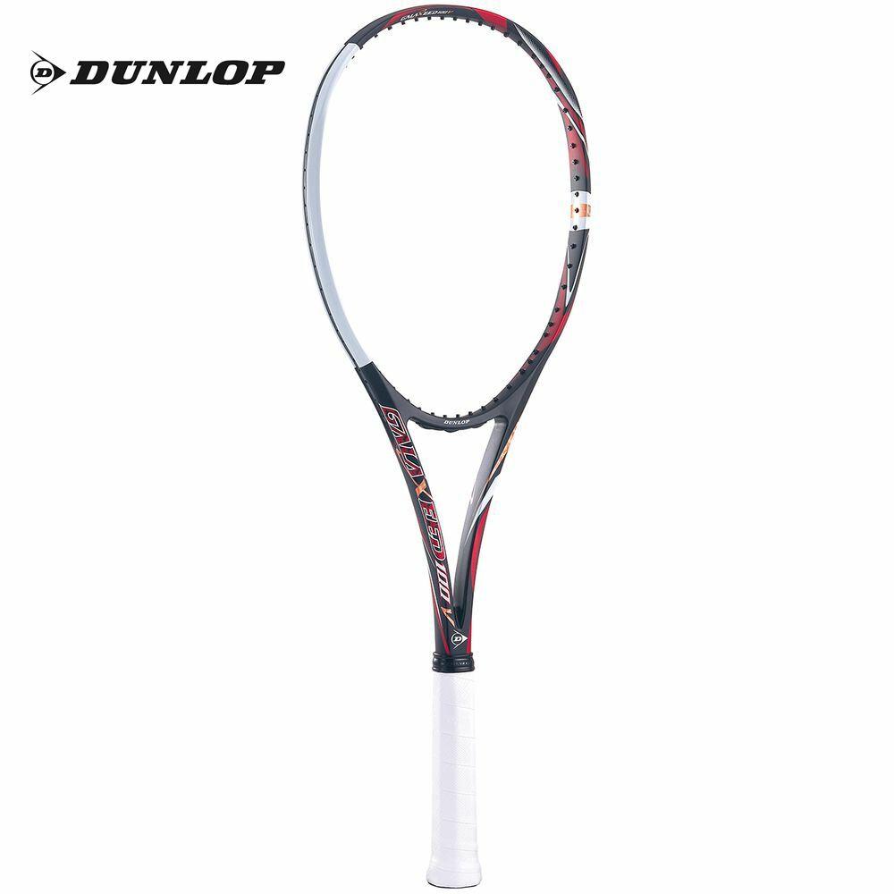 ダンロップ DUNLOP ソフトテニスソフトテニスラケット GALAXEED 100V ギャラクシード100V DS41901