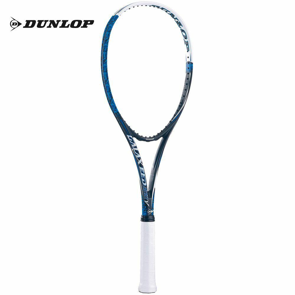 ダンロップ DUNLOP ソフトテニスソフトテニスラケット GALAXEED 300V ギャラクシード300V DS41903