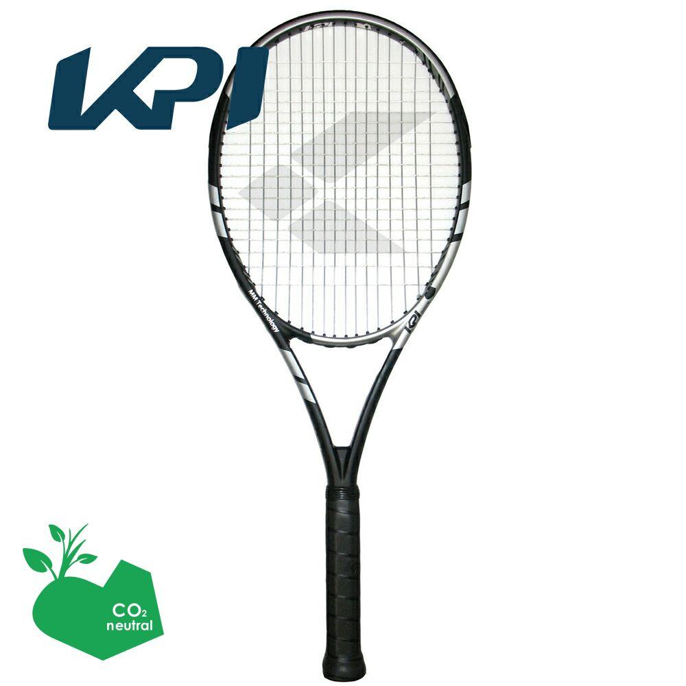 【スポーツタオルプレゼント】KPI(ケイピーアイ)「K pro 295-Black /silver」硬式テニスラケット【kpi24】 KPIオリジナル商品 「KPIテニスベストセレクション」