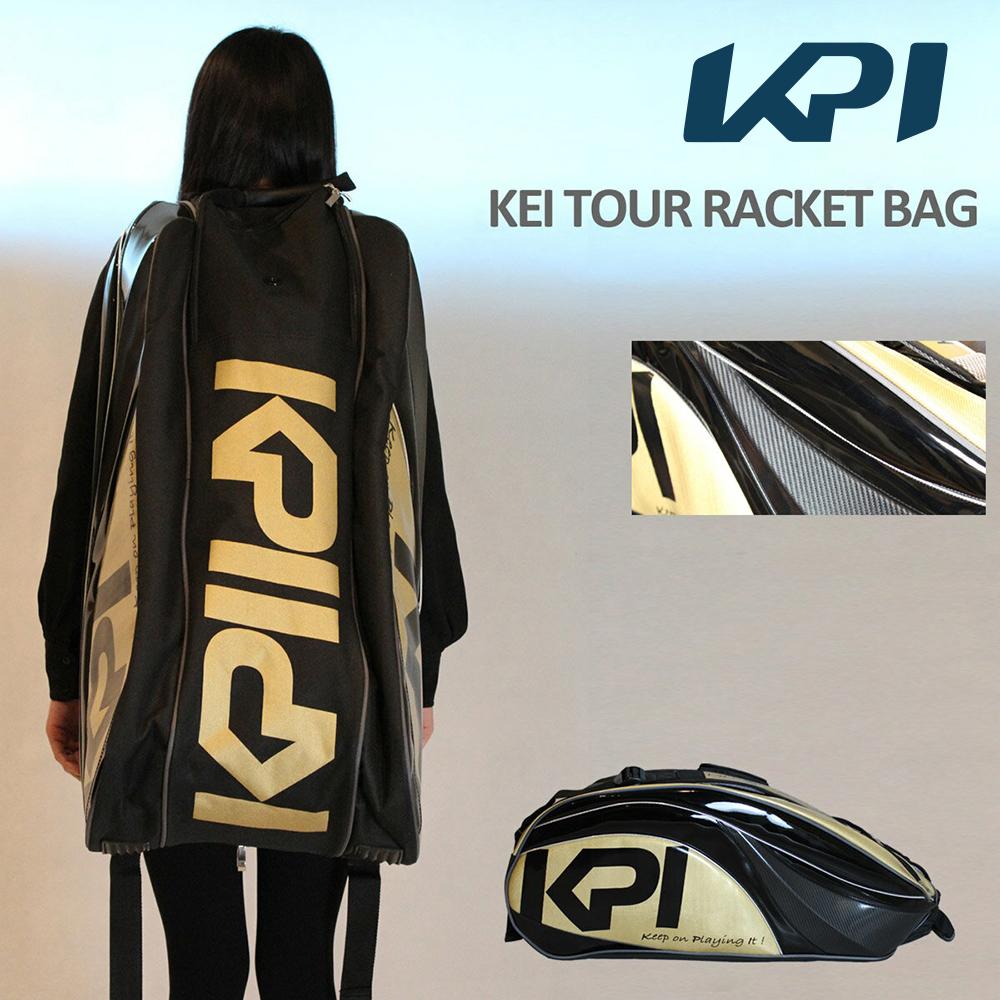 『即日出荷』 KPI(ケイピーアイ)「KPI TOUR RACKET BAG(KPIツアーラケットバッグ) KB0015」テニスバッグ「あす楽対応」【kpi24】 KPIオリジナル商品