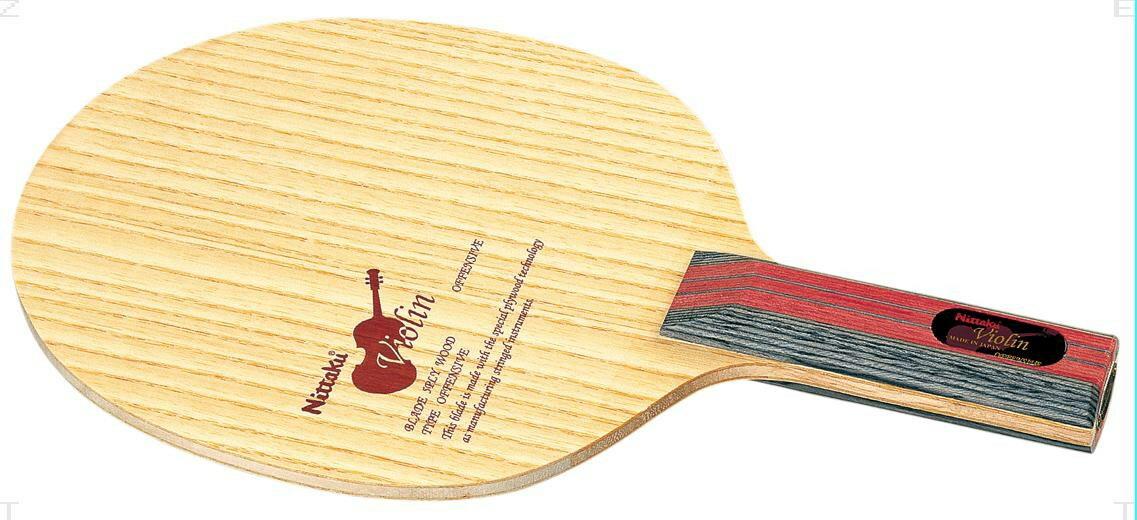 Nittaku(ニッタク)[バイオリン ST NE6756]卓球ラケット