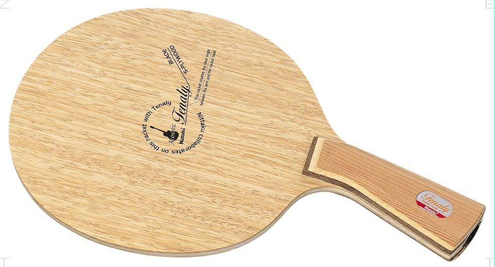 Nittaku(ニッタク)[テナリーアコースティック NE6783]卓球ラケット【KPI】