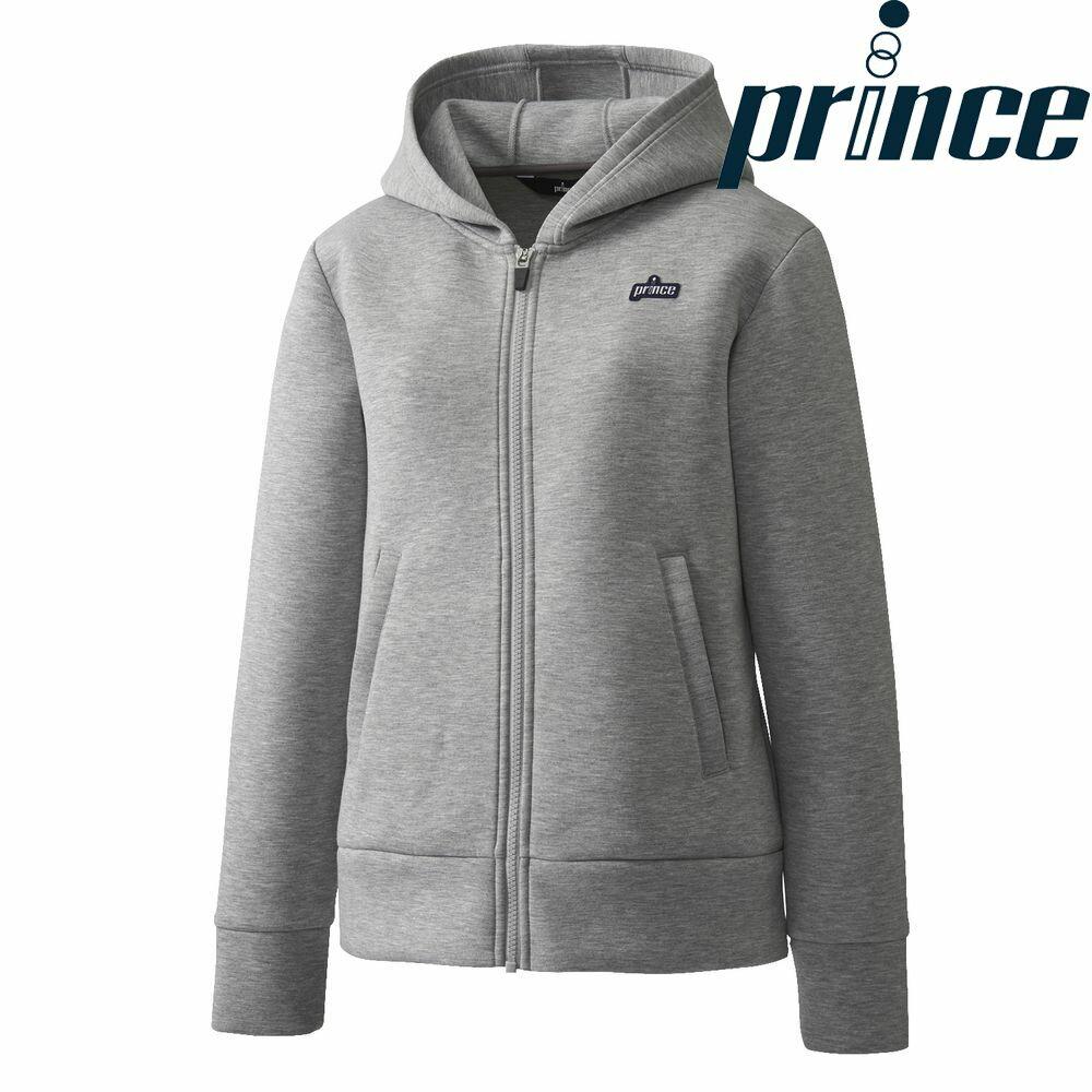 プリンス Prince テニスウェア レディース スウェットジャケット WL8550 2018FW