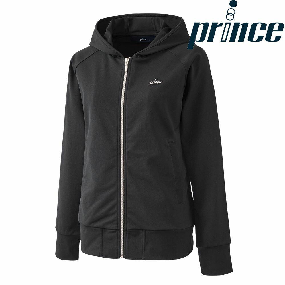 プリンス Prince テニスウェア レディース フーデッドジャケット WL8652 2018FW
