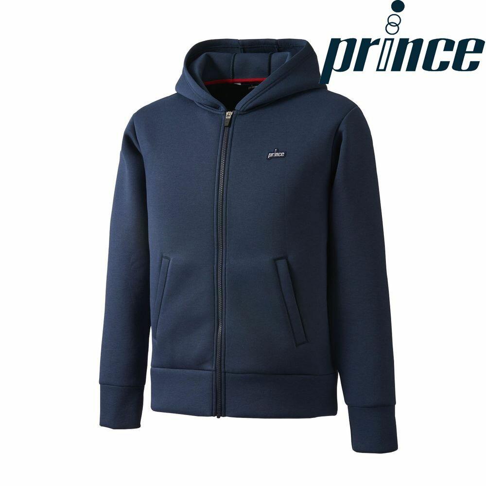 プリンス Prince テニスウェア ユニセックス スウェットフーデッドジャケット WU8510 2018FW