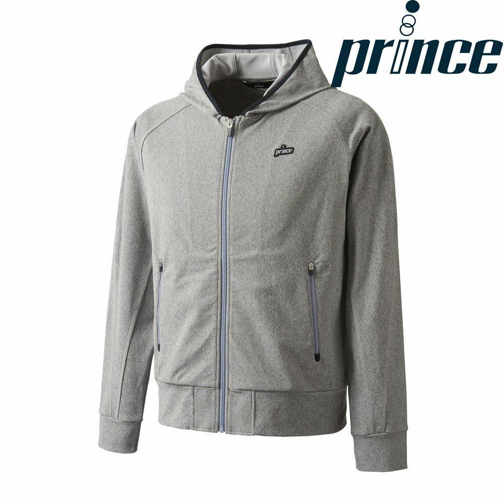 プリンス Prince テニスウェア ユニセックス フーデッドジャケット WU8612 2018FW