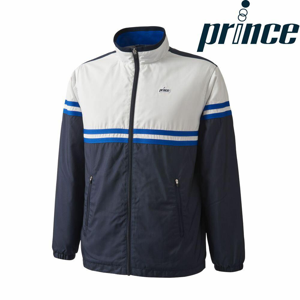 プリンス Prince テニスウェア ユニセックス ウィンドジャケット WU8615 2018FW