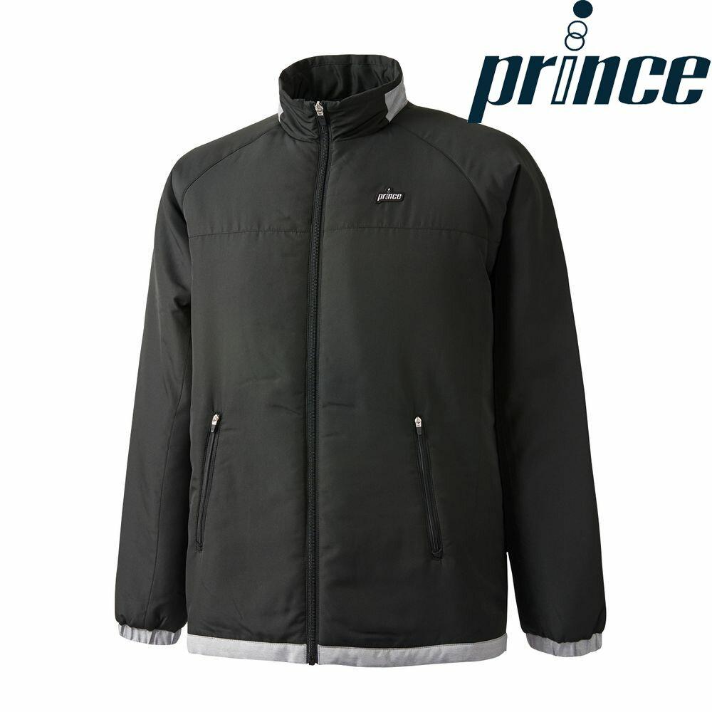 プリンス Prince テニスウェア ユニセックス 中綿ジャケット WU8800 2018FW