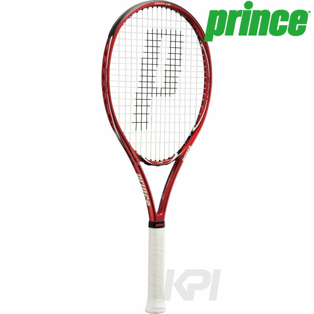 「ガット張り上げ済み」Prince(プリンス)[HYBRID LITE 105(ハイブリッドライト105) 7TJ031]硬式テニスラケット