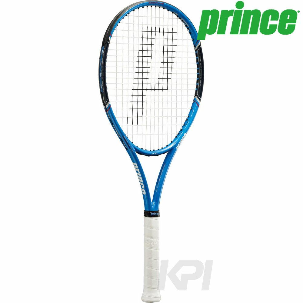 「ガット張り上げ済み」Prince(プリンス)[POWER LINE TOUR 100(パワーラインツアー100) ST 7TJ033]硬式テニスラケット
