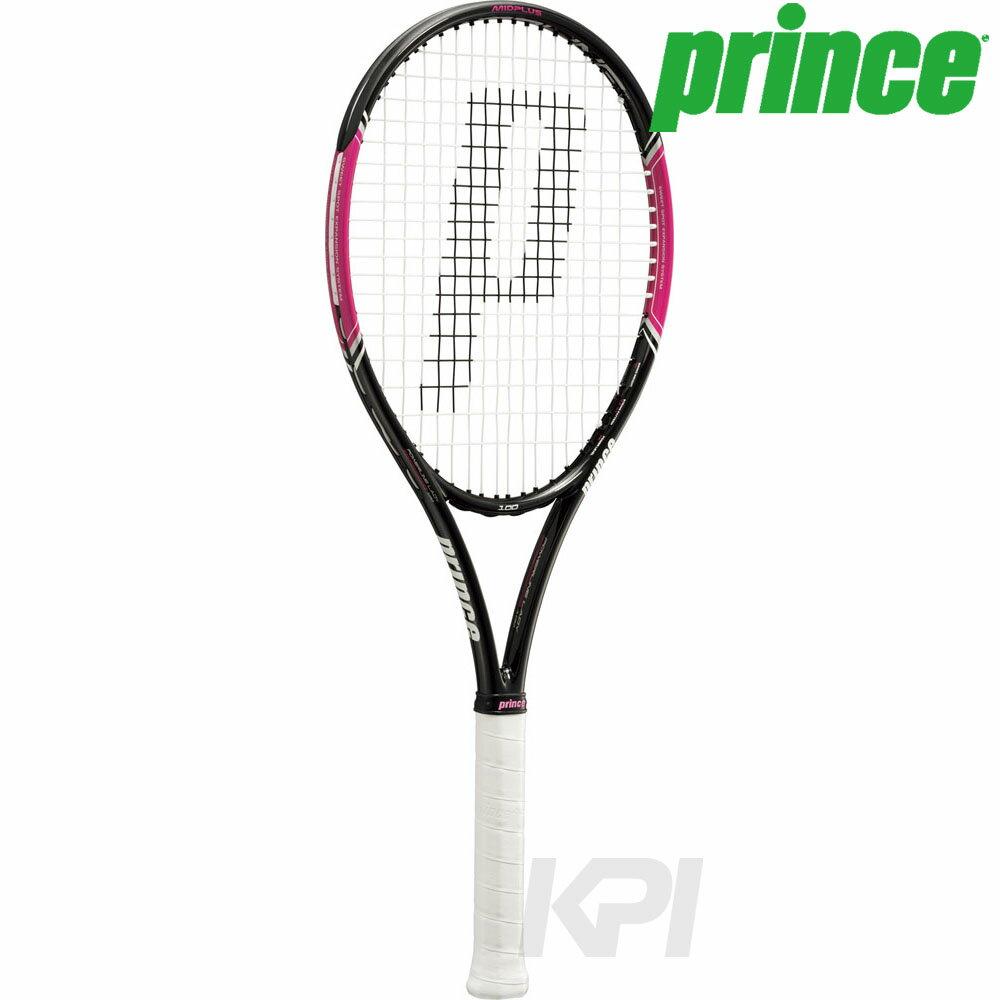 「ガット張り上げ済み」Prince(プリンス)[POWER LINE LADY 100(パワーラインレディ100) ST 7TJ034]硬式テニスラケット