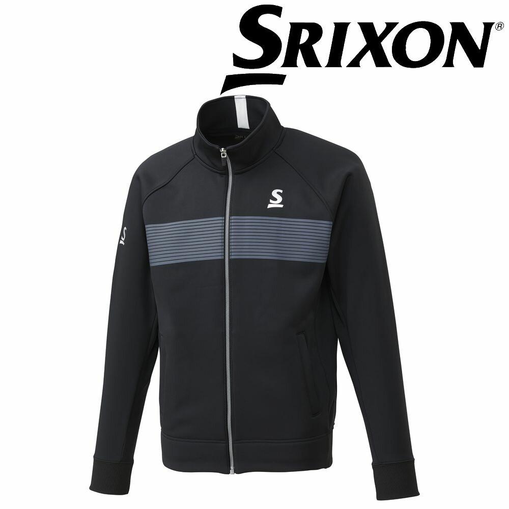 スリクソン SRIXON テニスウェア ユニセックス フリースジャケット SDF-5841 SDF-5841 2018FW 8月中旬発売予定※予約