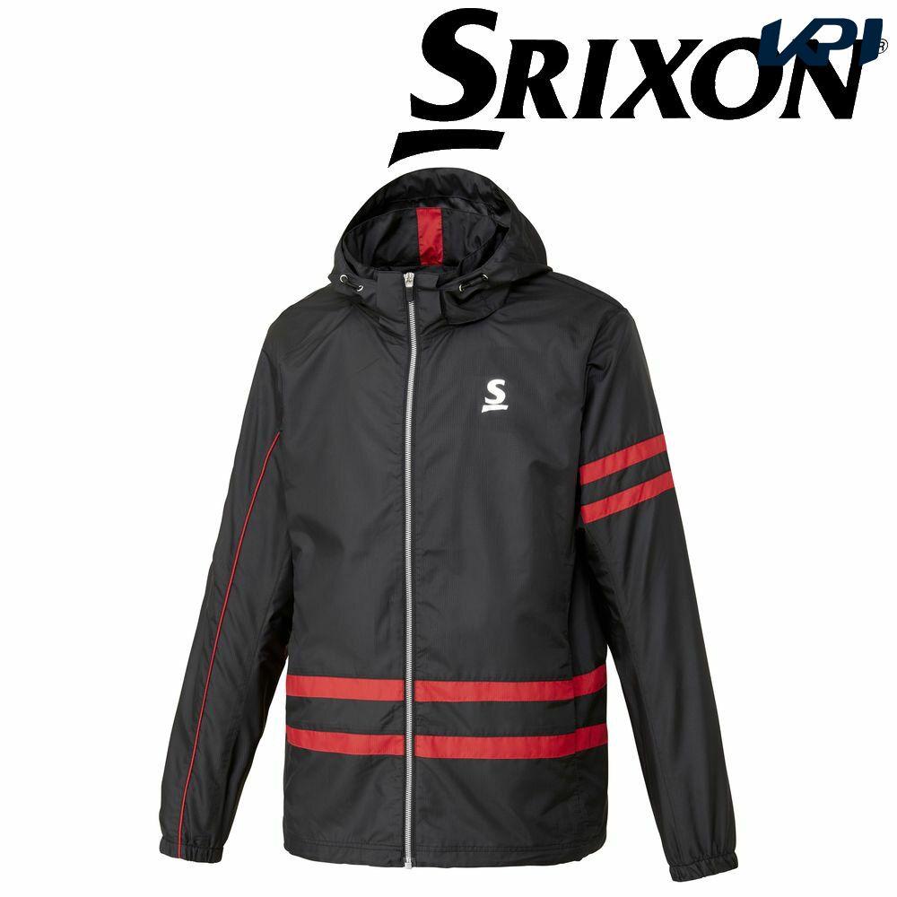 スリクソン SRIXON テニスウェア ユニセックス ウィンドジャケット SDW-4843 SDW-4843 2018FW
