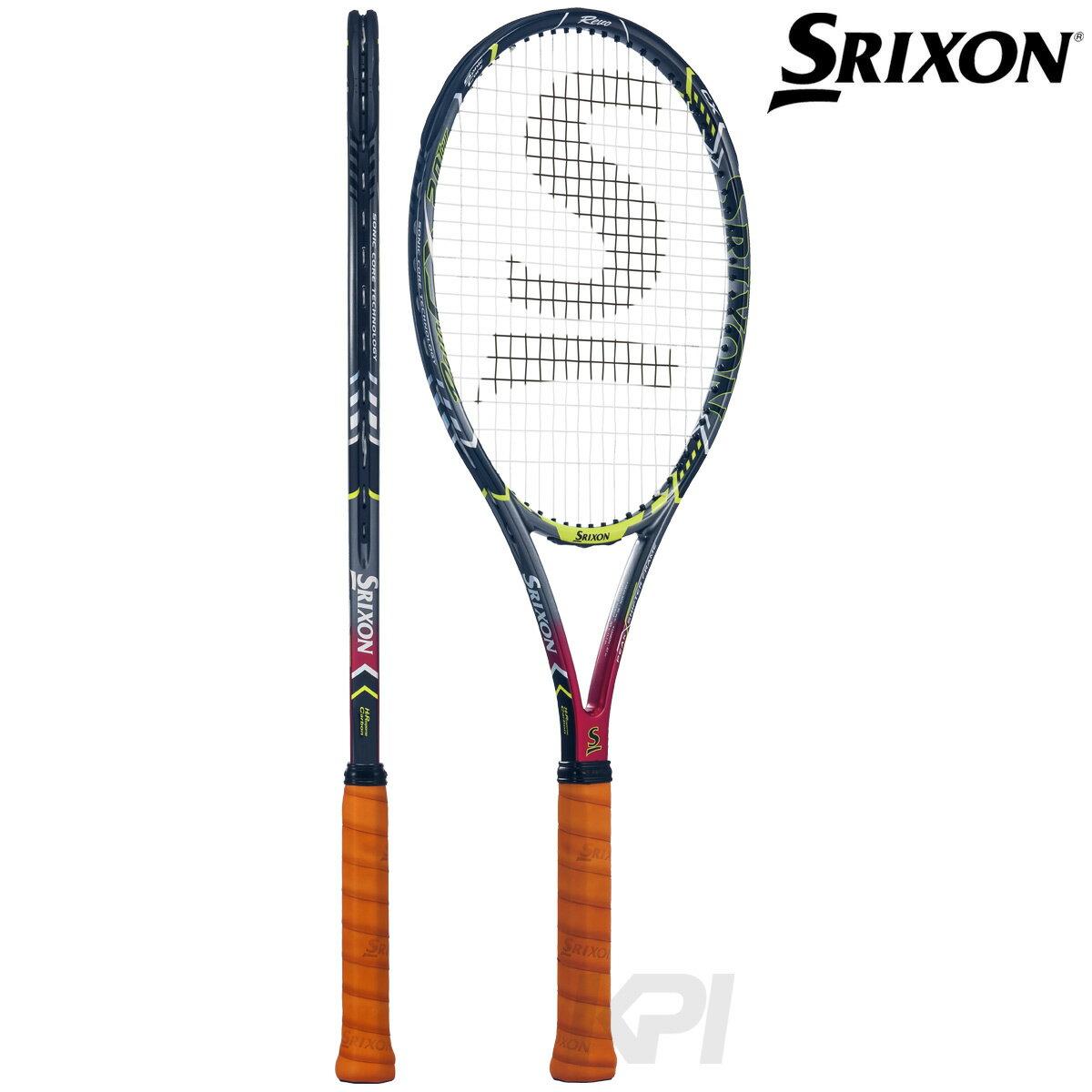 【ボールプレゼント対象】「2017新製品」SRIXON(スリクソン)「SRIXON REVO CX 2.0 TOUR 18x20(スリクソン レヴォ CX 2.0 ツアー) SR21701」硬式テニスラケット (スマートテニスセンサー対応)