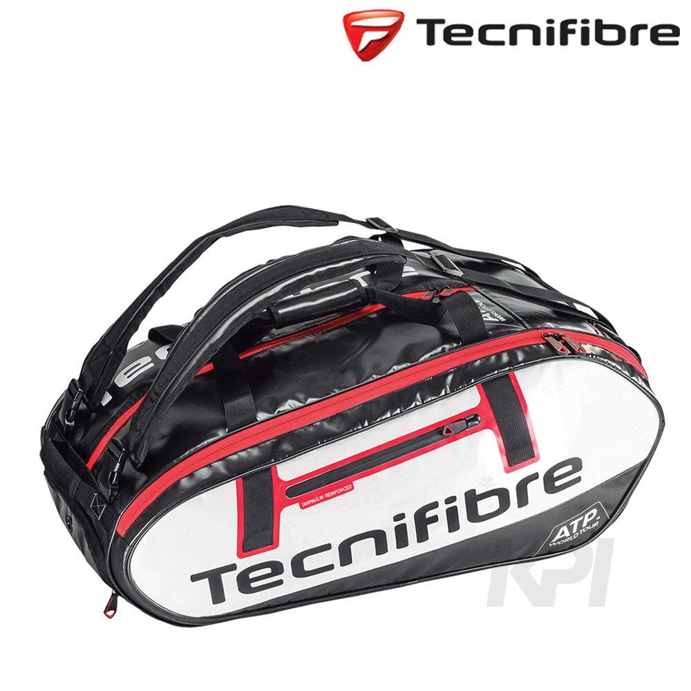 Tecnifibre(テクニファイバー)「PRO ATP 15R(ラケット15本入) ラケットバッグ TFB061」テニスバッグ【kpi24】