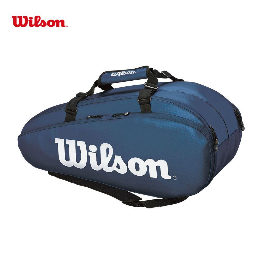 ウイルソン Wilson テニスバッグ・ケース TOUR 2 COMP LARGE ラケットバッグ(ラケット9本収納可能) WR8004002001