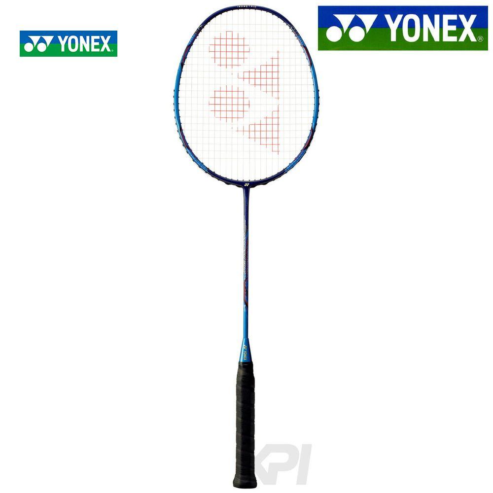 YONEX(ヨネックス)「NANORAY 900(ナノレイ900)ブラック×ネイビーブルー NR900-524」バドミントンラケット