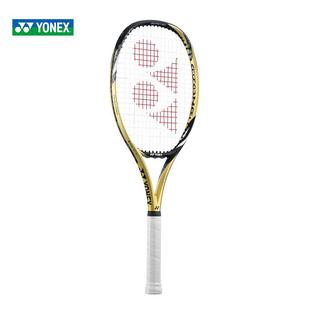 【エントリーでポイント10倍▲さらに買い回りで10倍 8/14~21】ヨネックス YONEX 大坂なおみ選手記念モデル 硬式テニスラケット EZONE 100 LIMITED Eゾーン100リミテッド EZ100LTD