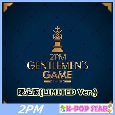 6集 - GENTLEMEN'S GAME (韓国盤)(限定盤) 2PM