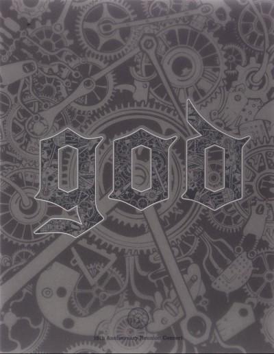 15th Anniversary Reunion Concert Special (5DVD + CD + フォトブック) (韓国盤) g.o.d
