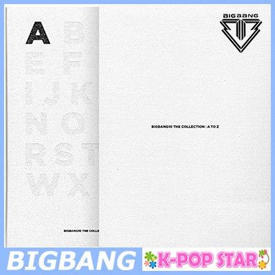 BIGBANG10 THE COLLECTION: A TO Z / BIGBANG / エコバック付き