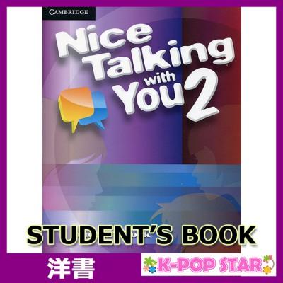 洋書 ORIGINAL Nice Talking With You Kenny 2 Tom Level Book 新作送料無料 毎日続々入荷 Student's