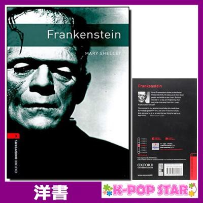 定番キャンバス 洋書 ORIGINAL Oxford Bookworms Library: 新作通販 Frankenstein: 1000 3 Headwords Level Mary ELT Shelley