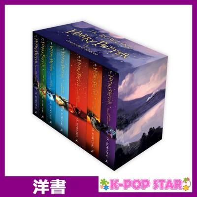 洋書 ORIGINAL Harry Potter Box Set: Complete Version. スーパーセール Collection プレゼント ENGLAND The for