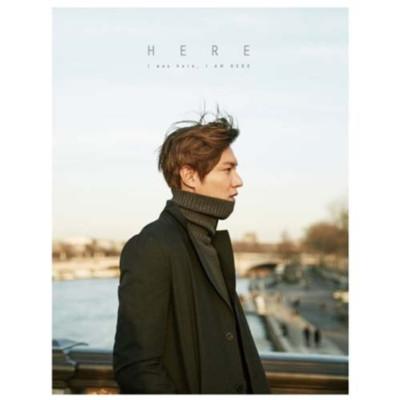 Lee Min Ho - Here (Photobook + DVD)