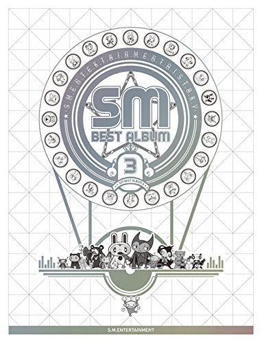 SM Best Album 3 (6CD) (韓国盤)