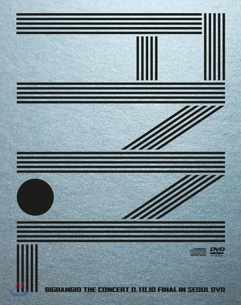 BIGBANG_BIGBANG10 THE CONCERT 0.TO.10 FINAL IN SEOUL(3DVD+2CD+Photobook)