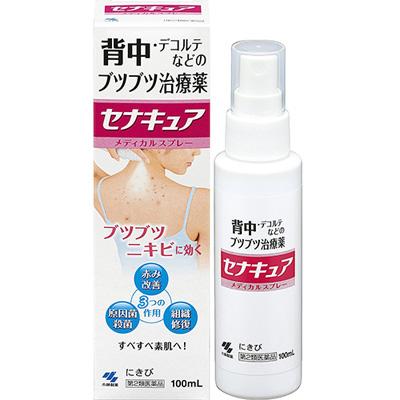 <title>ご注文で当日配送 第2類医薬品 セナキュア 100ml</title>