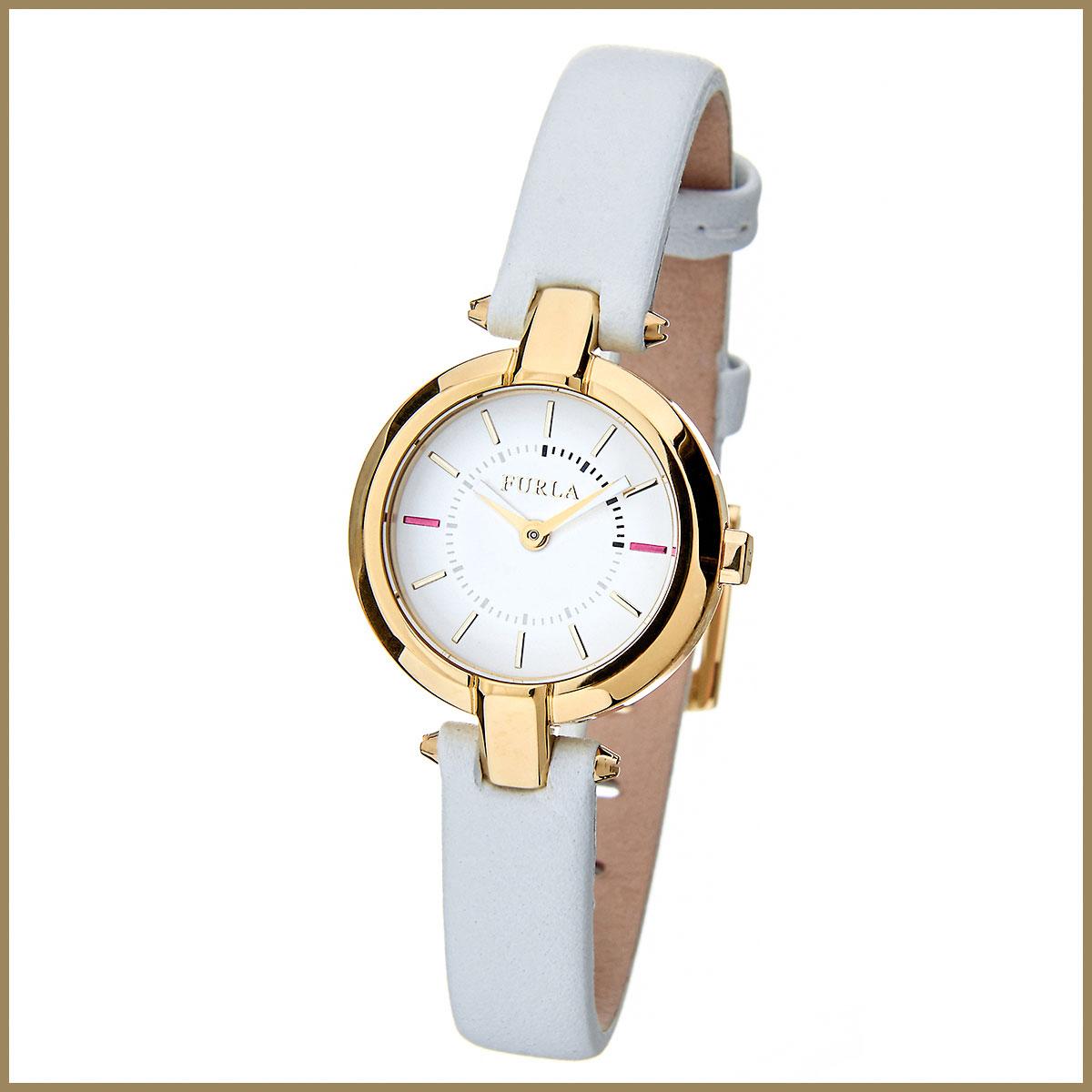 【セール】フルラ FURLA 腕時計 レディース LINDA(リンダ) ゴールド レザーホワイト R4251106502