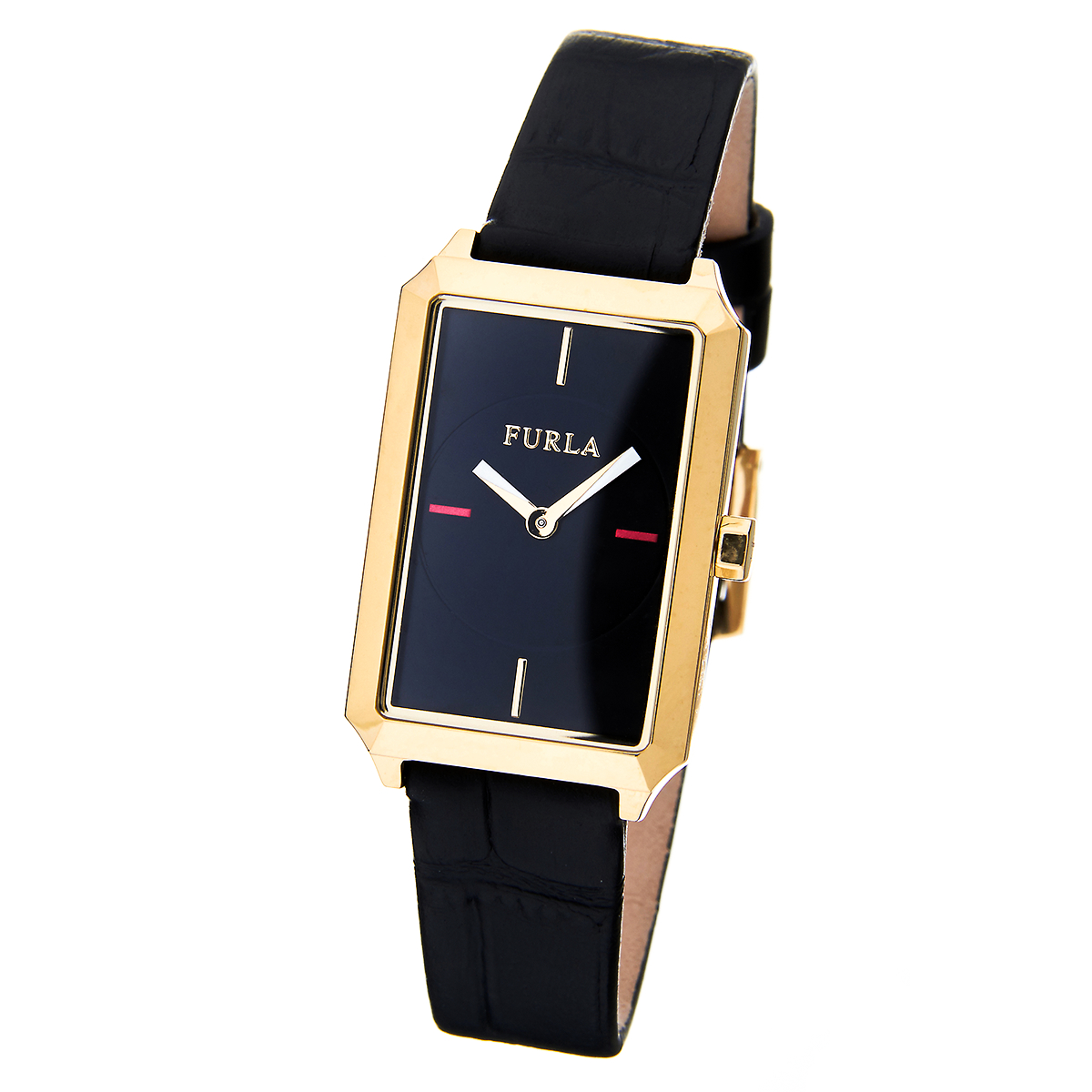 703eb109e855 フルラ FURLA 腕時計 レディース DIANA (ディアーナ)イエローゴールドブラック R4251104502. 【送料無料】Folli ...