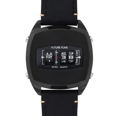FUTURE FUNK フューチャーファンク FF101-BK-LBK【正規品】【品薄人気商品少数入荷】