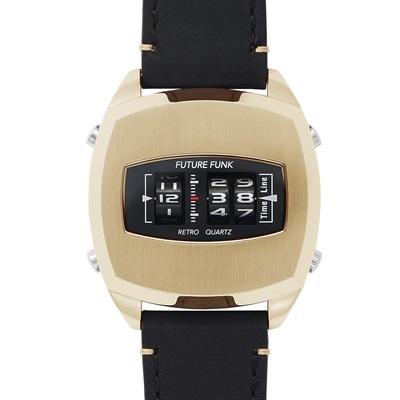 FUTURE FUNK フューチャーファンク FF101-YG-LBK【正規品】【品薄人気商品少数入荷】