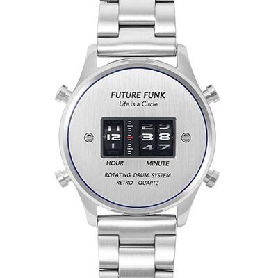 FUTURE FUNK フューチャーファンク FF102-SVBU-MT ブレス【正規品】【品薄人気商品少数入荷】