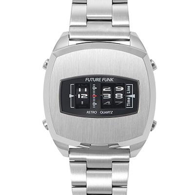 FUTURE FUNK フューチャーファンク FF101-SV-MT ブレス【正規品】【品薄人気商品少数入荷】